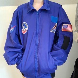 GENUINE nasa space camp flight jacket